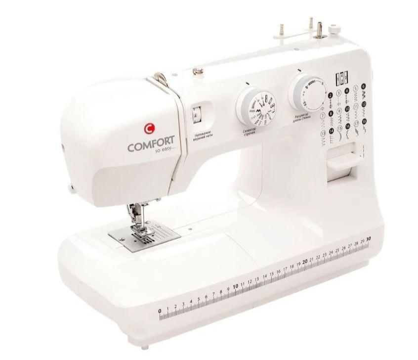 Швейная машина Comfort 777 белый цена