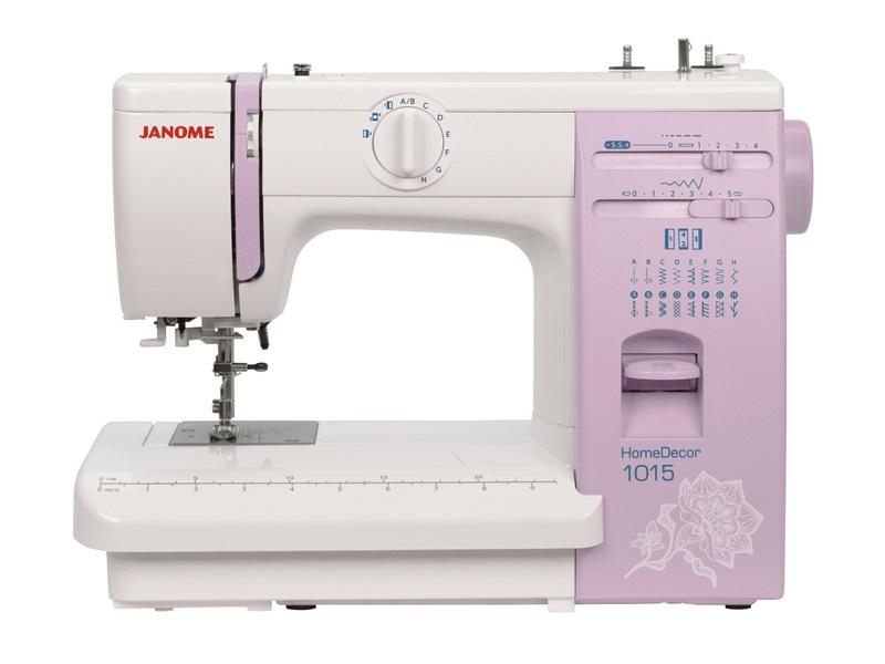 цена на Швейная машина Janome HomeDecor 1015
