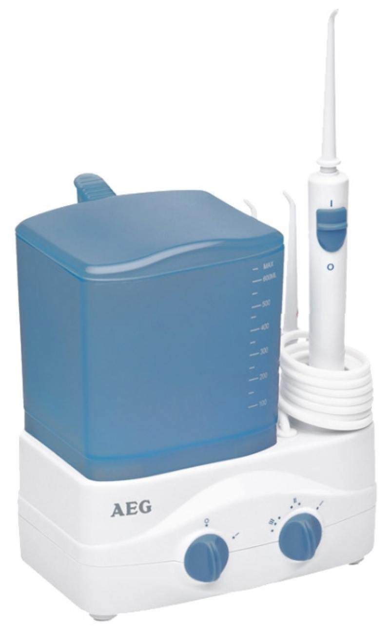 Ирригатор AEG MD 5613 white-blue цены онлайн