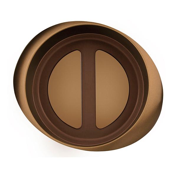Форма для выпечки круглая Mocco&Latte RDF-445 (18см) Rondell посуда для выпечки круглая 22см rondell mocco