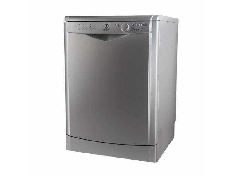 Посудомоечная машина Indesit DFG 26B1 NX EU indesit dfp 27 b1 a eu