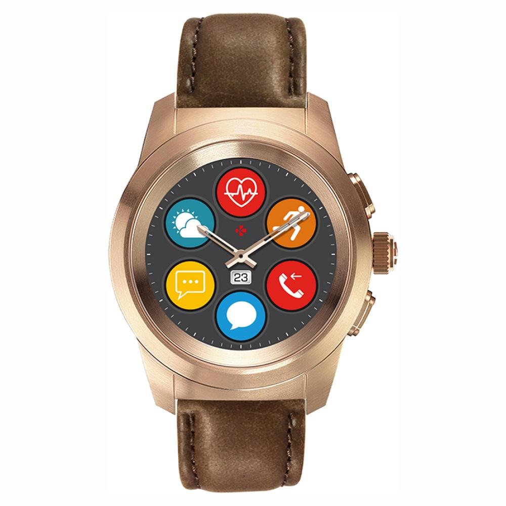 ZeTime Premium Regular часы mykronoz zetime premium regular krzt1rp bpg brlea матовое розовое золото