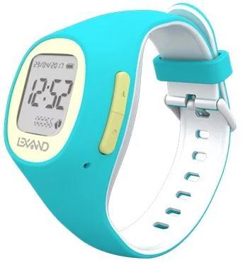 Детские часы-трекер LEXAND Kids Radar (цвет голубой), экран 1,5*1,7см