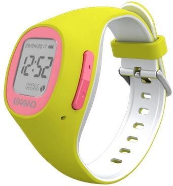 Детские часы-трекер LEXAND Kids Radar (цвет желтый) экран 1,5*,7см