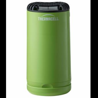 Лампа противомоскитная Thermacell Halo Mini Repeller Green (цвет зеленый, в комплекте: лампа + 1 газовый картридж + 3 пластины) лампа противомоскитная thermacell halo mini repeller green цвет зеленый в комплекте лампа 1 газовый картридж 3 пластины