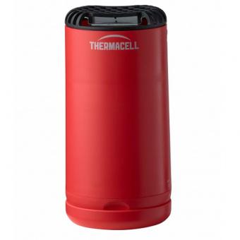 Лампа противомоскитная Thermacell Halo Mini Repeller Red (цвет красный, в комплекте: лампа + 1 газовый картридж + 3 пластины) лампа противомоскитная thermacell halo mini repeller green цвет зеленый в комплекте лампа 1 газовый картридж 3 пластины