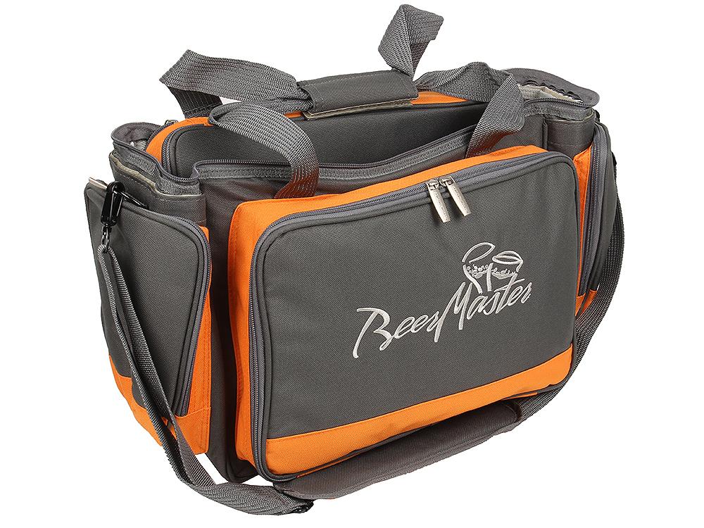 Набор для пикника CW Beer Master на 4 персоны, цвет серый с оранжевым, пивной набор с посудой + изотермическое отделение цена