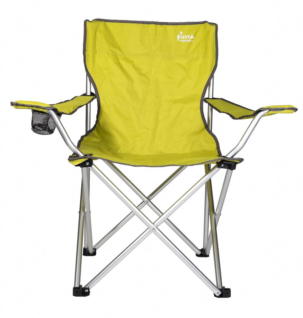 Кресло складное Fiesta Companion цвет зеленый кресло складное happy camper цвет желтый оранжевый