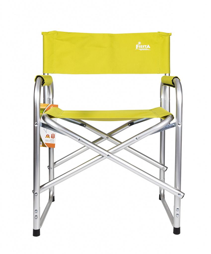 Кресло складное Fiesta Maestro цвет зеленый кресло складное happy camper цвет желтый оранжевый