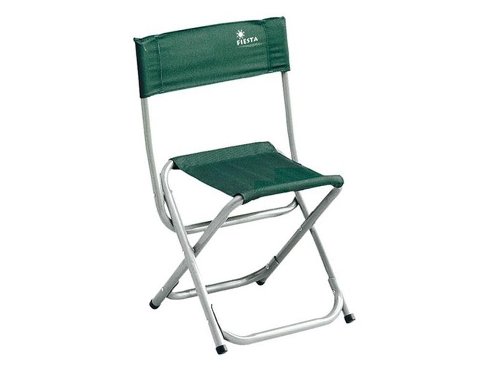 Стул складной Fiesta Caballiero цвет зеленый стул складной 400х300х300 мм