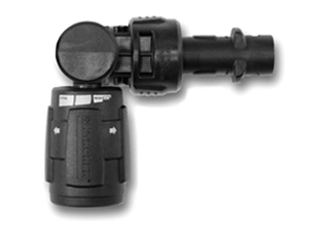 Фото - Струйная трубка Karcher VP 160 S, 360°, регулировка давления, для K5-K7 аксессуар телескопическая трубка karcher 2 642 347 0