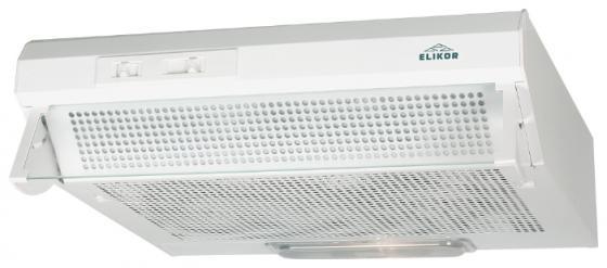 Вытяжка подвесная Elikor Призма 50П-290-П3Л белый