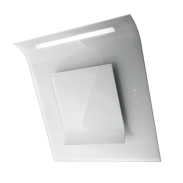 Вытяжка каминная ELICA SINFONIA WH/F/80 вытяжка со стеклом best plana white 80