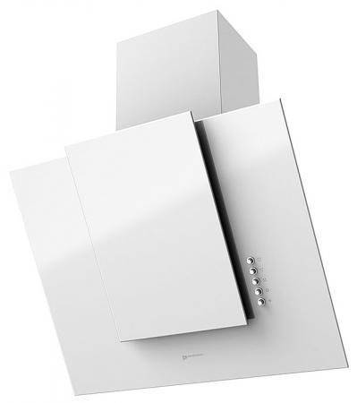 Вытяжка каминная Shindo Nori 60 W/WG вытяжка каминная maunfeld tower round 50 white белый