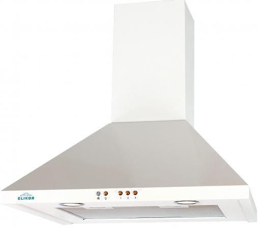 Вытяжка каминная Elikor Вента 60П-650-К3Д белый цена