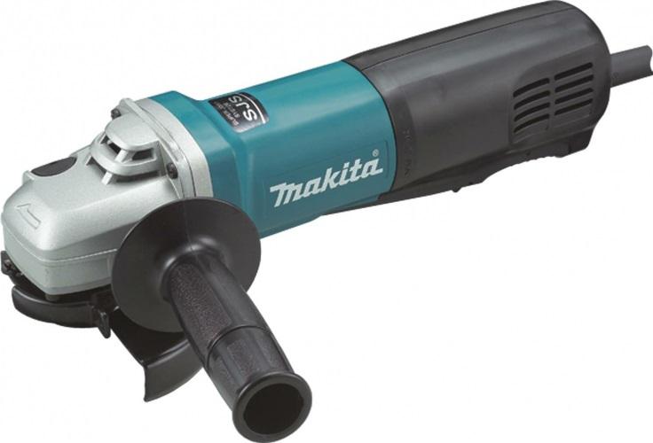 Углошлифовальная машина Makita 9565PZ, 1100Вт, 11000об\м, муфта SJS стоимость