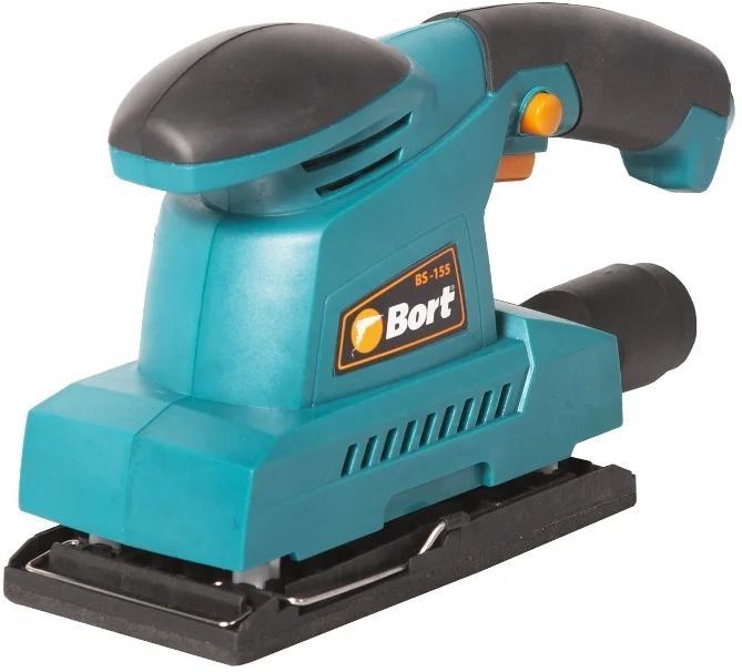 Виброшлифмашина Bort BS-155 150 Вт, 10000 кол/мин