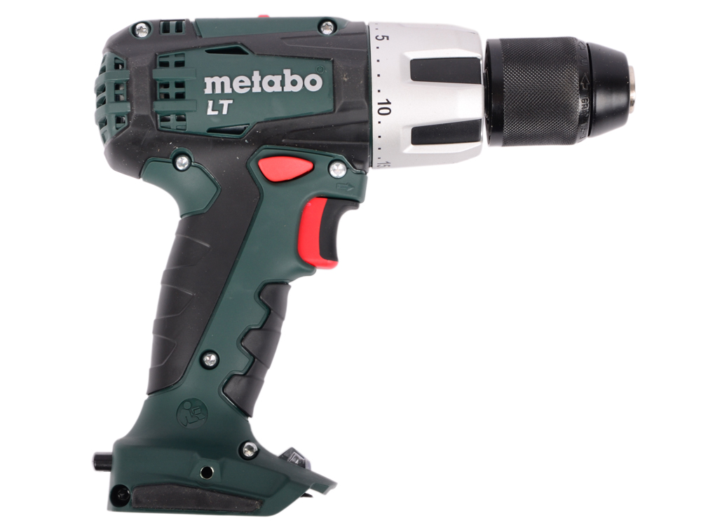 Аккумуляторная дрель-шуруповерт Metabo SB18LT 602103890 ударная дрель metabo sb18ltbl 0вт