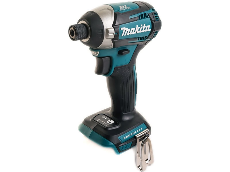 Шуруповерт Makita DTD155Z [ударный, 3000 об/мин, 140 Н*м, 18 В, Li-Ion, без АКБ, 1.5 кг] charger for makita li ion battery bl1830 bl1430 dc18rc dc18ra dc18rct 100 240v 50 60hz