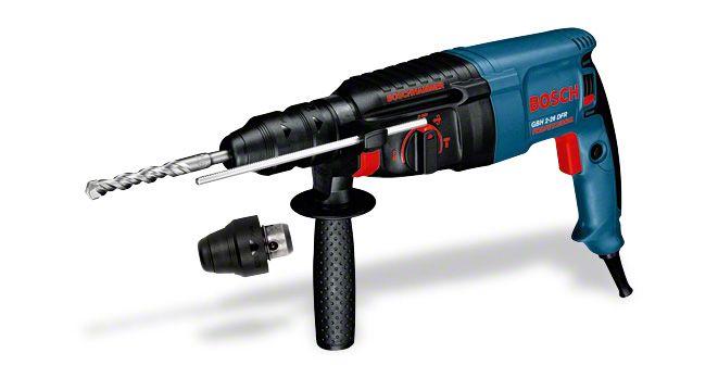 Перфоратор SDS Plus Bosch GBH 2-26 DFR