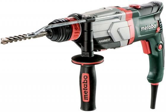Перфоратор Metabo UHEV2860-2Quick 1100Вт 600713500 air tube 2 way 4mm dia quick joiner push in connector pneumatic fitting 10pcs