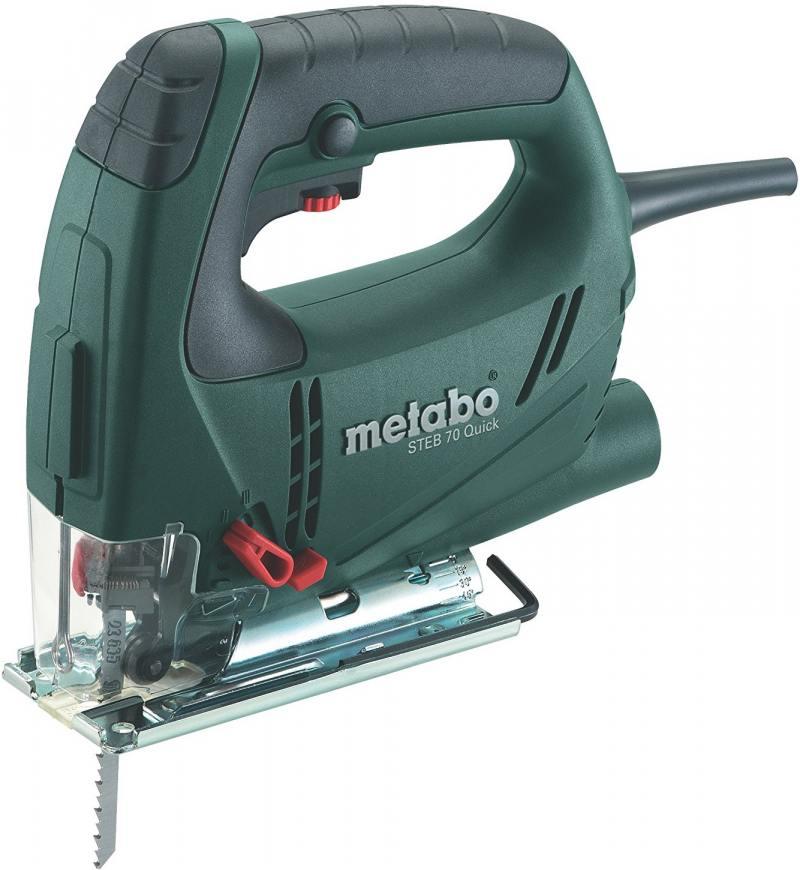 Лобзик Metabo STEB 70 Quick 570Вт 601040500 цены