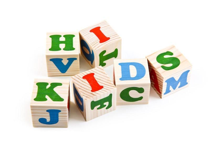 Кубики Томик Английский алфавит 12 шт 1111-2 цена
