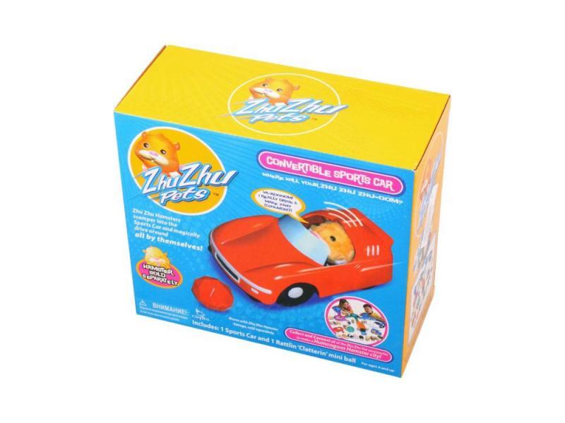 Игровой набор Palau DeLuxe Спортивная машина 2 предмета 86683 игровой набор spin master zhu zhu pets 21308