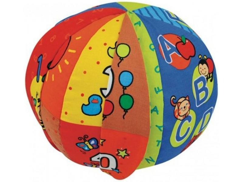 Интерактивная игрушка Ks Kids Обучающий говорящий мяч от 1 года разноцветный КА10621 чикко игрушка развивающая говорящий дракон