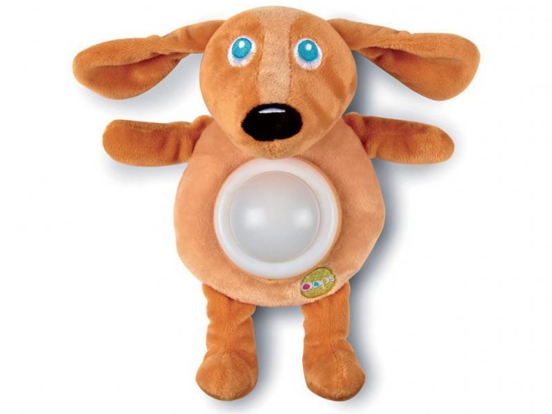 Фото - Игрушка-ночник Oops Собака O 18001.22 игры и игрушки в дорогу oops подвеска на кроватку и коляску oops в асс
