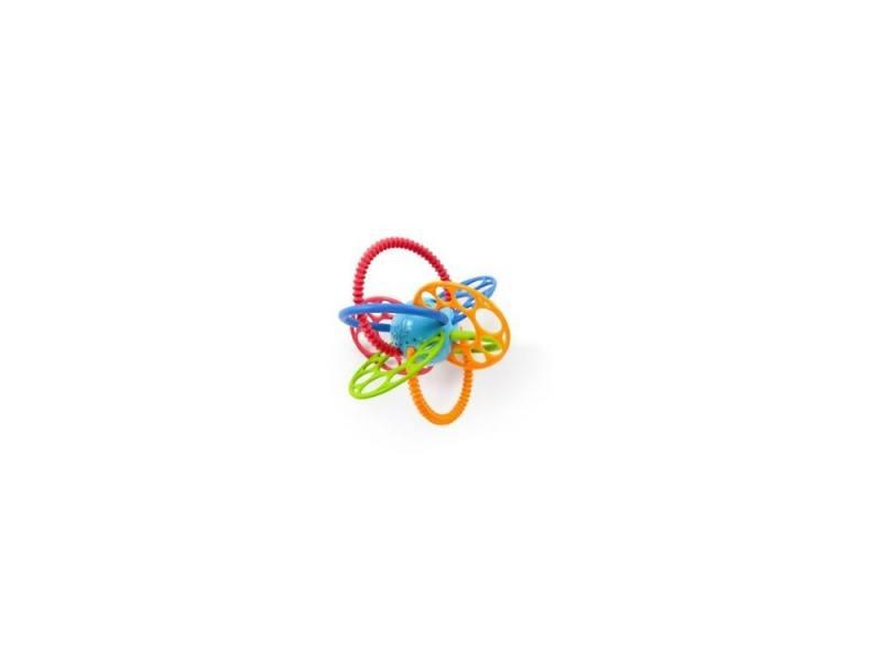 Развивающая игрушка Oball Яркие петельки игрушка oball red 10556 1