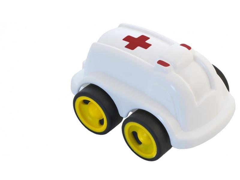 Фото - Скорая помощь Miniland 27494 12 см белый viking toys вертолет скорая помощь джамбо 30 см