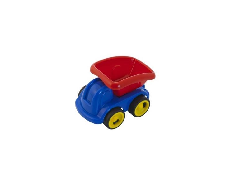 Машинка самосвал Miniland 27491 1 шт 12 см синий автомобиль miniland гоночная 1 шт 12 см красный