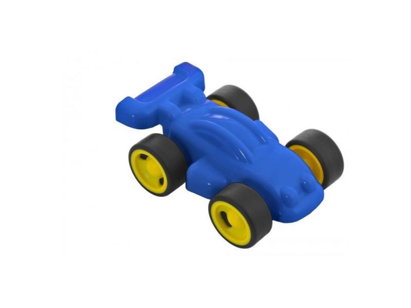 Автомобиль Miniland Гоночная 1 шт 12 см синий 27482 автомобиль miniland гоночная 1 шт 12 см красный