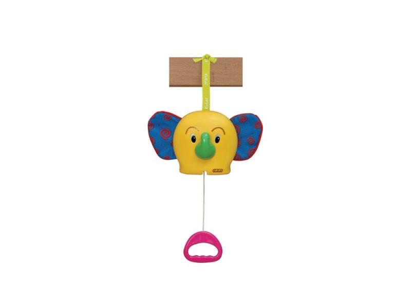 Ks Kids Музыкальная погремушка на кровать Слоник КА10504 от 3 мес+ игрушка музыкальная keenway слоник трубач