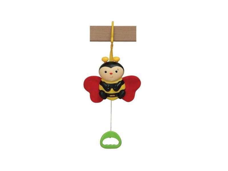 Интерактивная игрушка Ks Kids Пчелка от 3 месяцев ассортимент, КА10503 интерактивная игрушка наша игрушка рыбалка с крючком удочка от 3 лет bw30035 2
