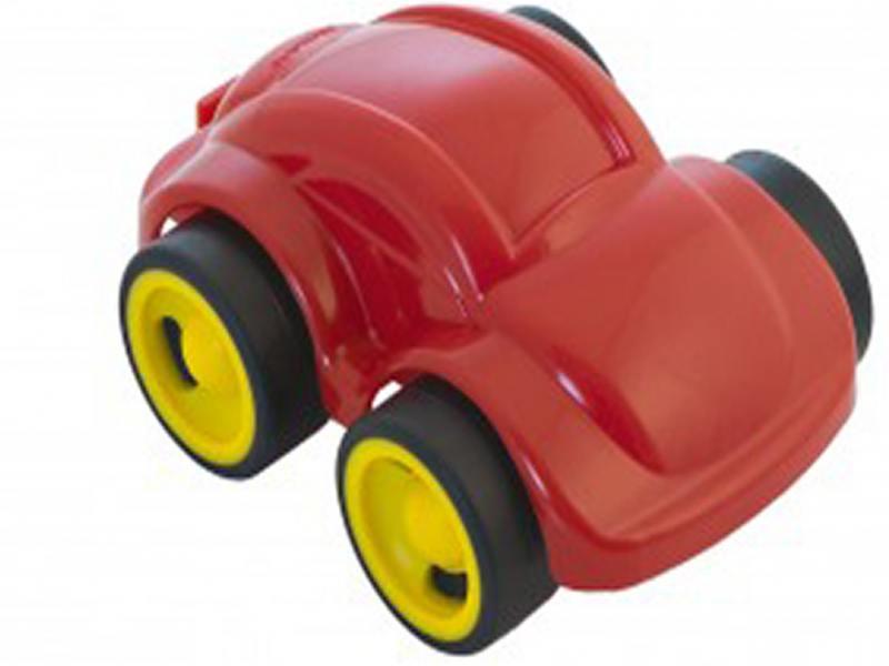 Мини-машина Miniland Пикап, 12 см. красный 27483 цена