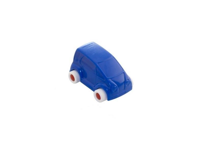 Мини-машинка Miniland Такси, 9 см. синий 27507 цена