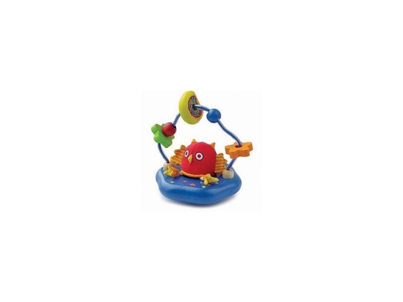 Развивающая игрушка IM TOY Кувыркающиеся бусины 12020 доски и мольберты im toy дополнительный рулон бумаги к 22058 22045