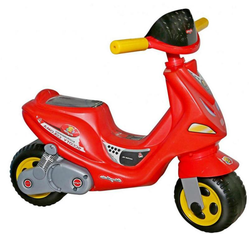 цена на Каталка-скутер Coloma Mig пластик от 2 лет 48288