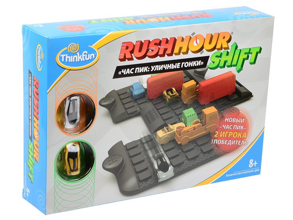 Час пик: Уличные гонки 5060-RU игра настольная thinkfun час пик для малышей