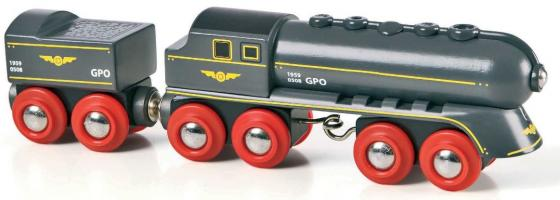 Скорый поезд Brio