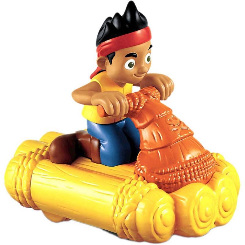 Пластмассовая игрушка Fisher Price Джейк и пираты Нетландии Х1218