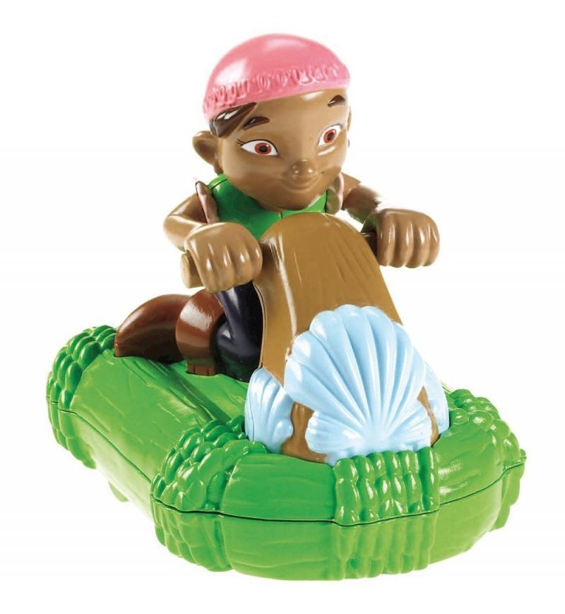 Инерционная игрушка для ванны Fisher Price Джейк и пираты Нетландии Х1219 B0662