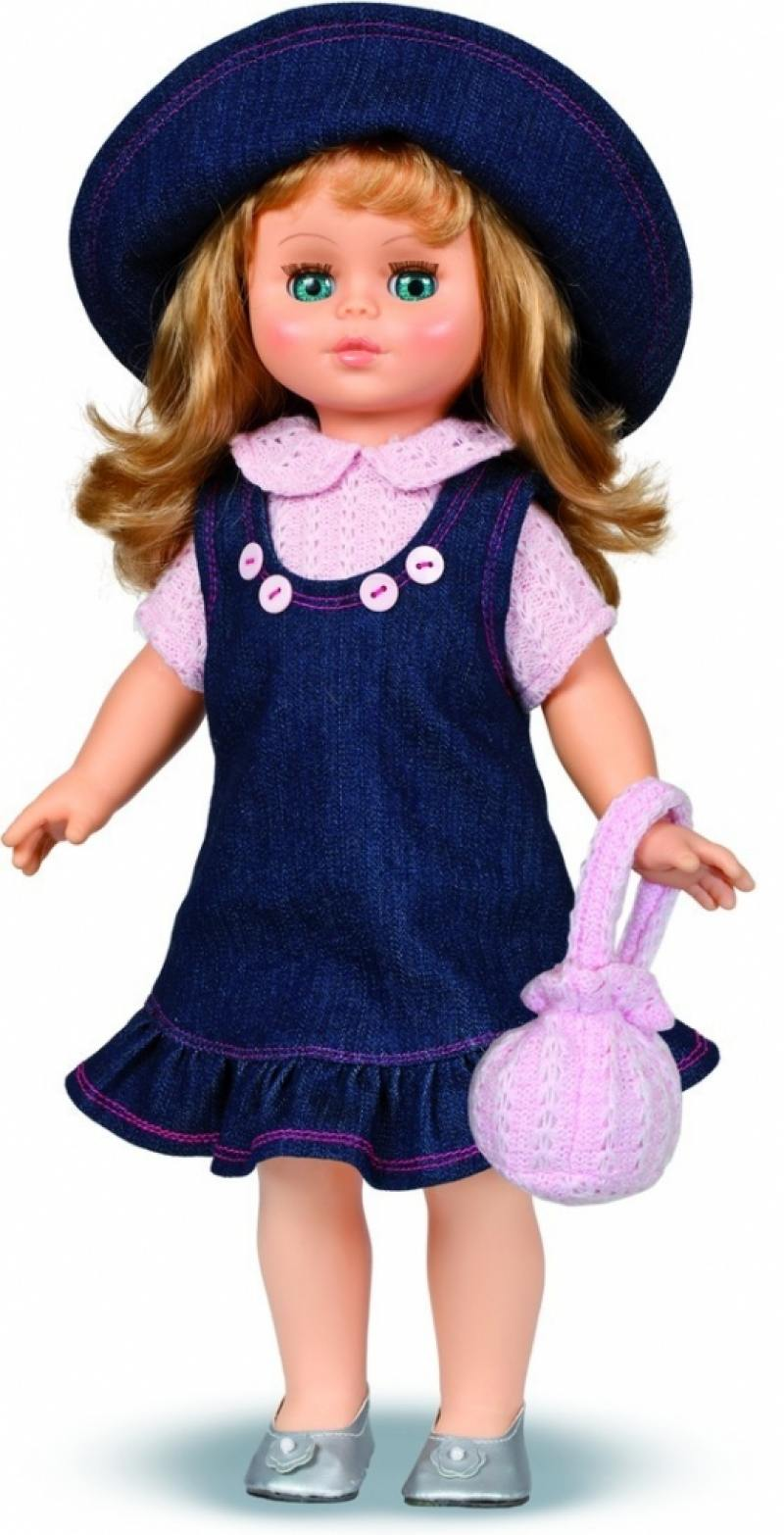 Кукла ВЕСНА Оля 14 (озвученная) В2141/о весна кукла озвученная герда 15