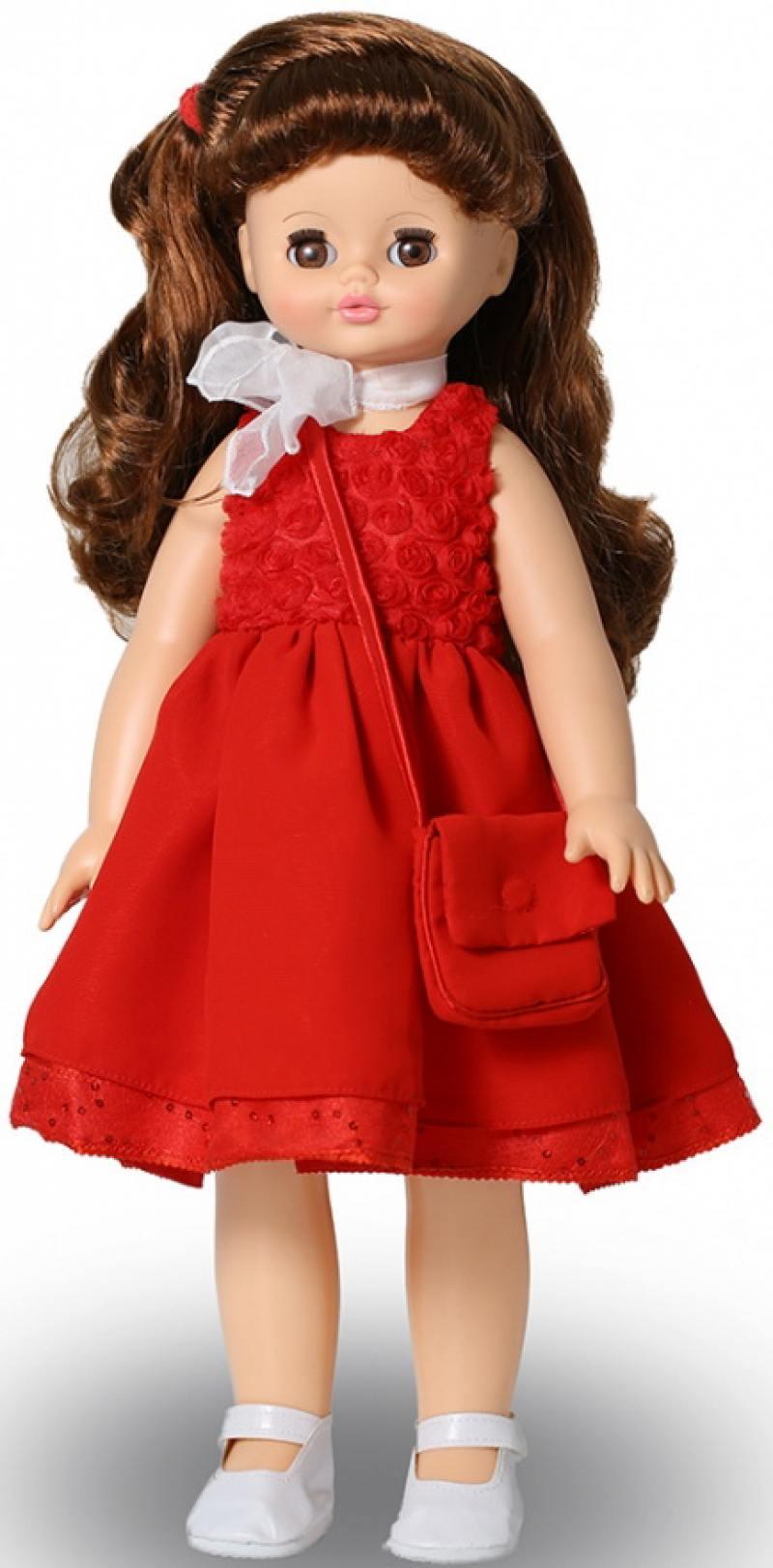 Кукла ВЕСНА Алиса 19 (озвученная) В2950/о весна весна кукла интерактивная милана 20 озвученная 70 см
