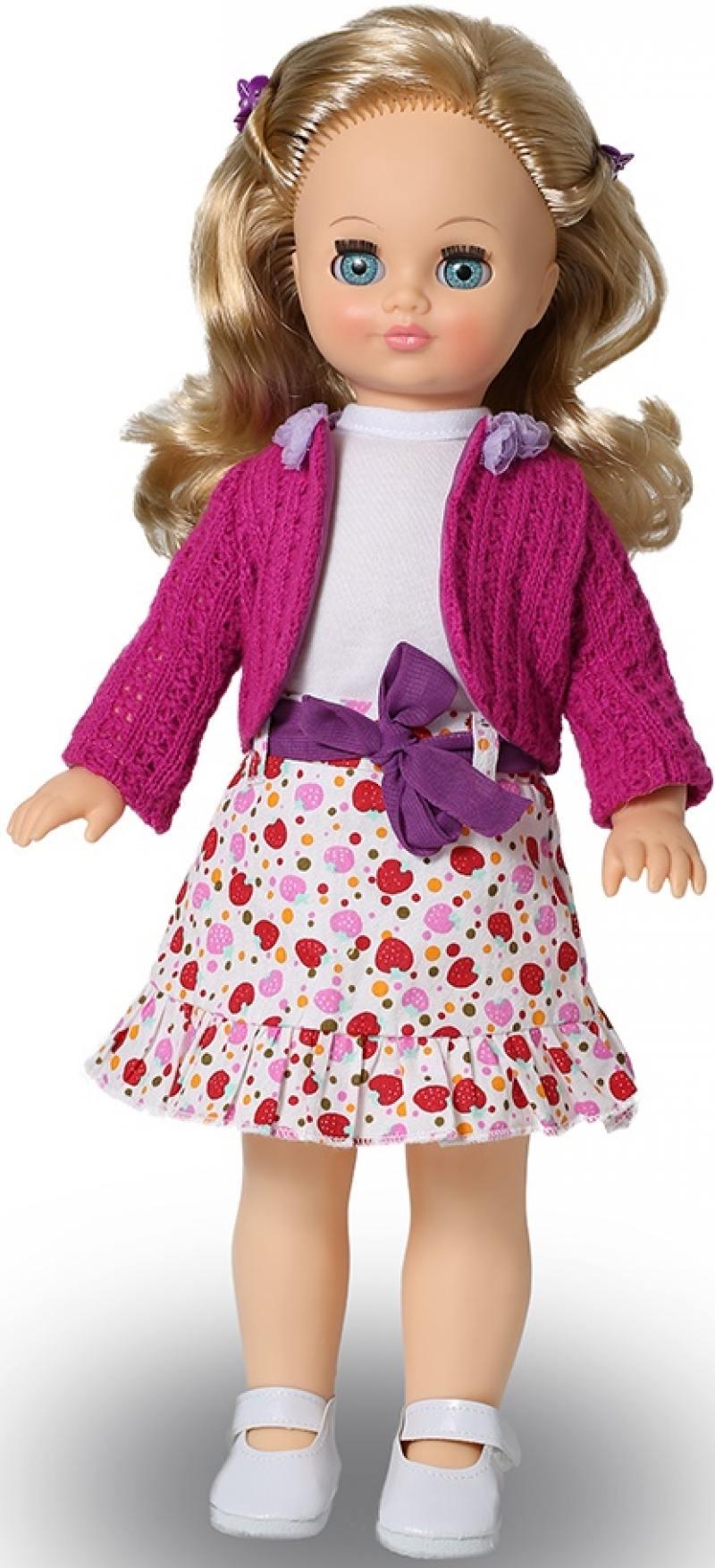 Кукла ВЕСНА Лиза 11 (озвученная) кукла весна наталья 7 озвученная в645 о