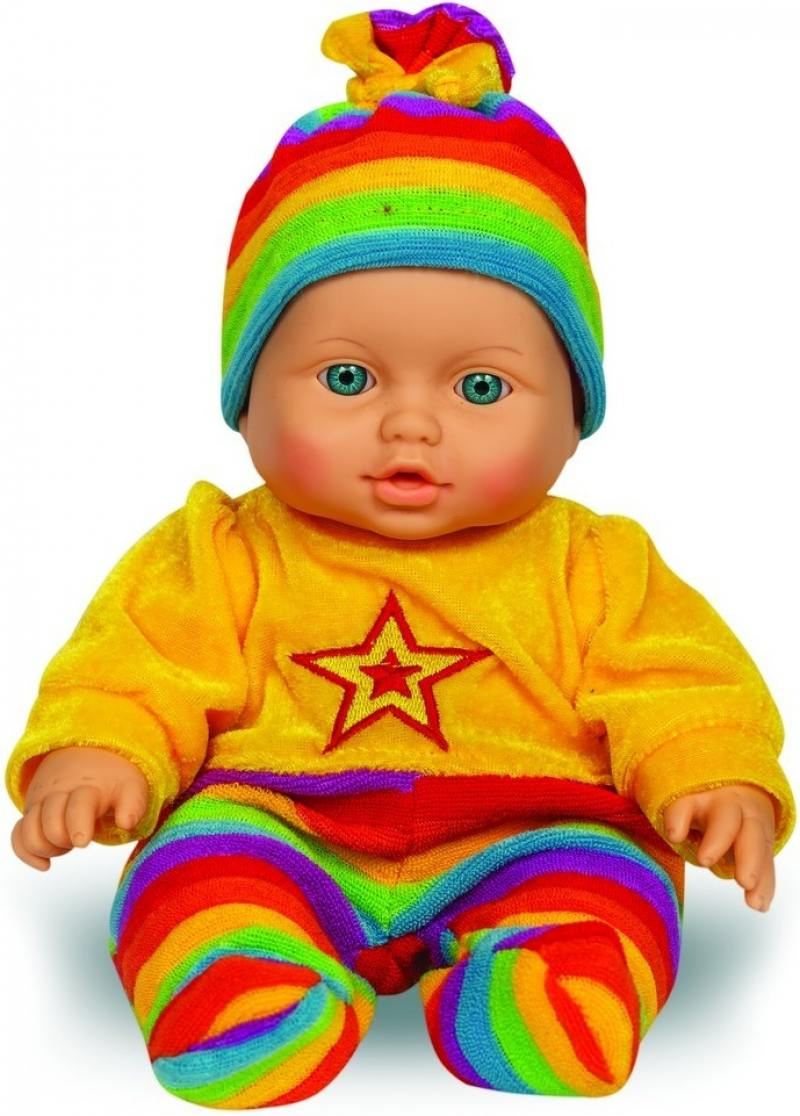 Кукла ВЕСНА Малыш 4 мальчик В2188 кукла весна мальчик 43 см в3147