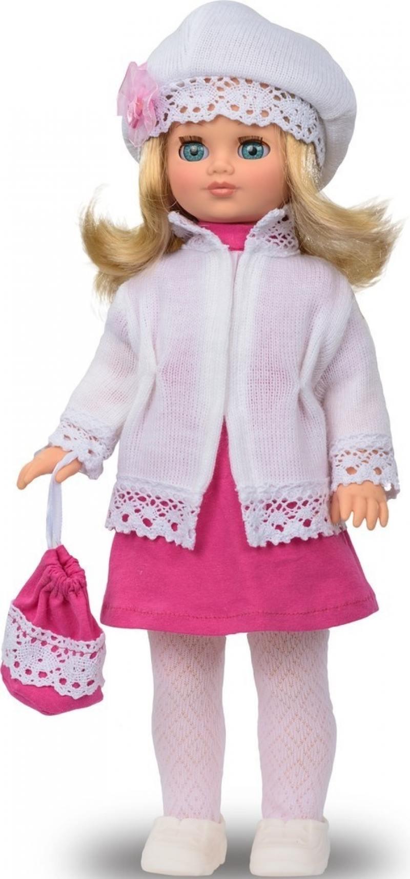 Кукла ВЕСНА Лиза 22 (озвученная) кукла весна наталья 7 озвученная в645 о