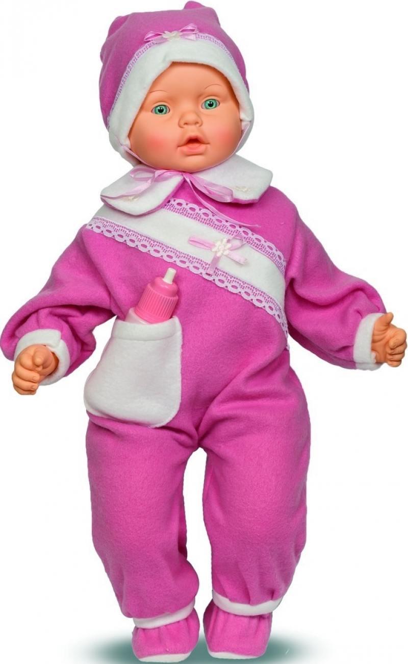 Кукла ВЕСНА Анечка 2 озвученная В1618-1 весна весна кукла интерактивная милана 20 озвученная 70 см